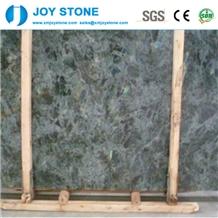 Lemurian Blue Granite Interior Polished Tile Slab