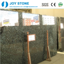 Lemurian Blue Granite Polished Big Slabs Wall Tile