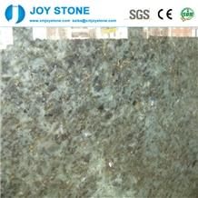 Luxurious Blue Lemurian Granite Gangsaw Slab Tile