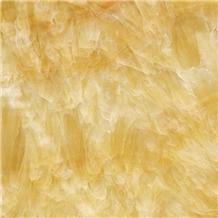 Hot Sale China Yellow Honey Green Onyx Slabs