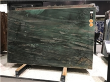 Pampers Green Quartzite Tiles Hard for Walling