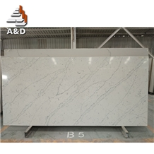 Artificial Quartz Stones Calacatta Countertops
