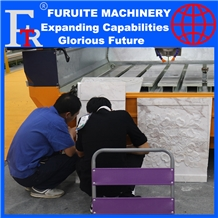 Engarving Machine Stone Marble Slab Sheet Process