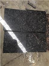 Black Rose Diamond Black Labradorite Granite Tiles
