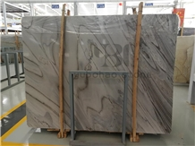 China Palissandro Antique Marble Slabs for Walling