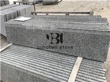 China Silver Grey Granite, G602 for Stairs/Risers