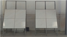 White Marble Slabs and Tiles