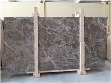 Perfetto Brown Marble Slabs