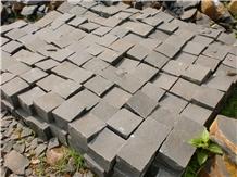 Dak Nong Basalt Cobbles, Vietnam Black Basalt