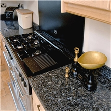 Blue Pearl Granite Counter Tops