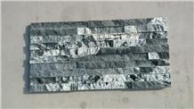 Cosmic Black Granite Culture Stone Panel