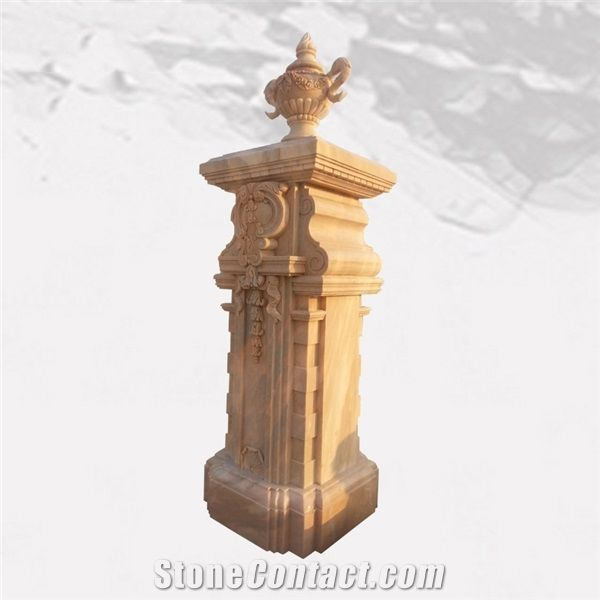 Decorative Wedding Pillars Columns For Sale From China