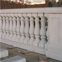 Indoor Decorative Carved Balustrade Pillars Design