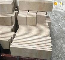 Jura Beige Limestone Tiles for Steps