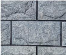 Mushroomed Exterior Wall Granite Stone