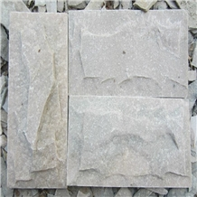 Mushroomed Exterior Walling Stone Tiles