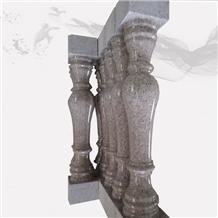 Natural Granite and Limestone Handrail
