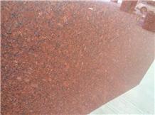New India Ilkal Red Granite Polished Slabs & Tiles