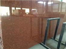 New India Royal Red Granite Polished Slabs & Tiles