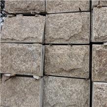 Top Quality Split Face Slate Mushroom Stone