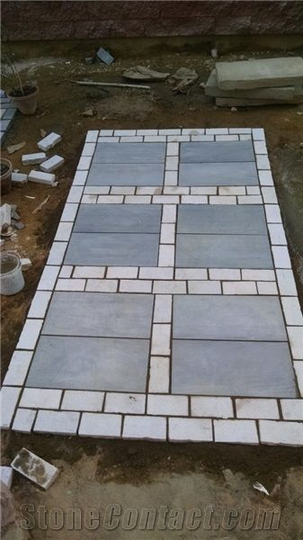 Natural Stone Pavers All Sizes And Shapes From Pakistan Stonecontact Com