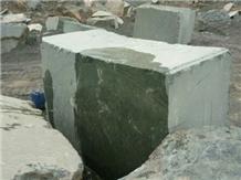 Dark Green Granite Blocks