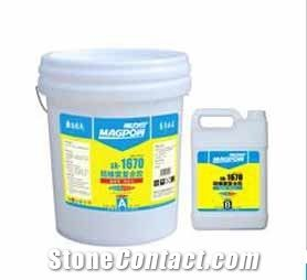 Aluminum Honeycomb Glue Epoxy Resin, Curing Agent from