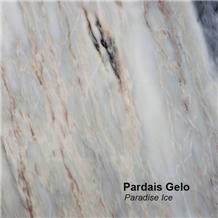 Pardais Gelo Marble Tiles, Slabs