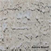 Rosa Aurora Green Marble Tiles, Slabs