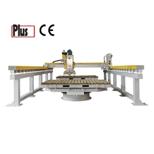 Double Table New Style Hydraulic Stone Cutter