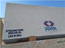 Botticino Rose - Italian Beige Marble Blocks