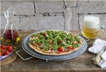 Pietra Ollare Oven Round Pizza Stone