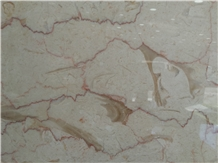 Jurassic Cream Marble Slabs, Tiles