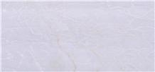 White Salsali Marble Slabs, Tiles