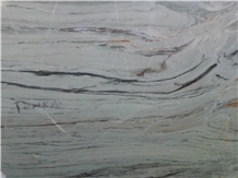 Zebra Gray Marble Slabs, Tiles