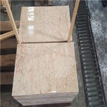 Kpm Bursa Beige Marble Tiles, Slabs