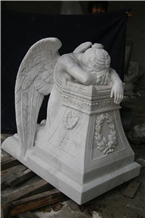 American Style Angel Memorials for Cemetery