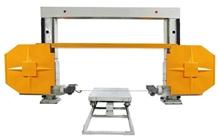Cnc Wire Saw Cutter Granite Block Profile Machine