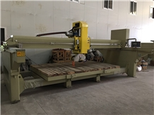 Infrared Bridge Cutter Monoblock Saw Machine