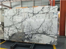 Invisible Grey Marble Polished Luxury Slabs