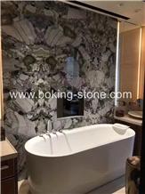 White Beauty Flooring Tiles Bathroom Walling