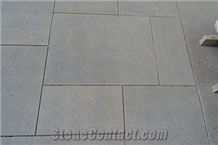 Bush Hammered Grey Marble,Flooring Tiles