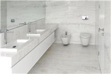 Calacatta Ango Marble Bathroom Decoration