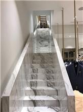 Majestic Azimuth Steps, Risers