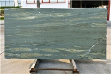 Verde Tropical Marble Slabs, Tiles