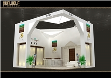 Xiamen Fair Booth Design and Fabrication