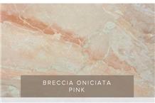 Breccia Oniciata Pink