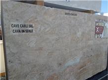 Breccia Oniciata Rosato Marble Blocks