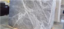 Luana Grey Marble Slab