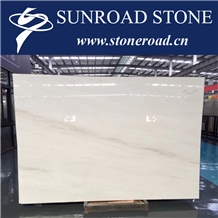 New Thassos Crystal Marble, Greek White Marble